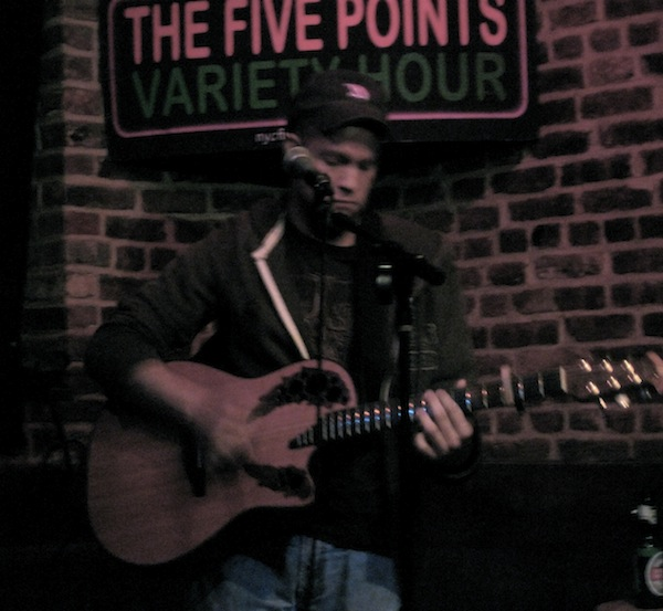 Chris Frasco - Five Points Variety